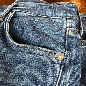 Agolde Jeans - AGOLDE high rise skinny jean
